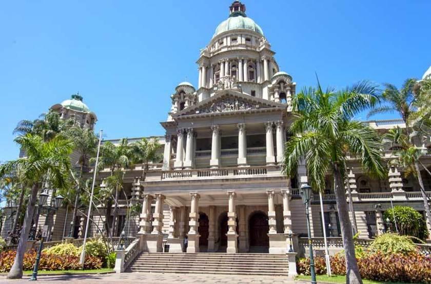 Mairie de Durban, Afrique du Sud