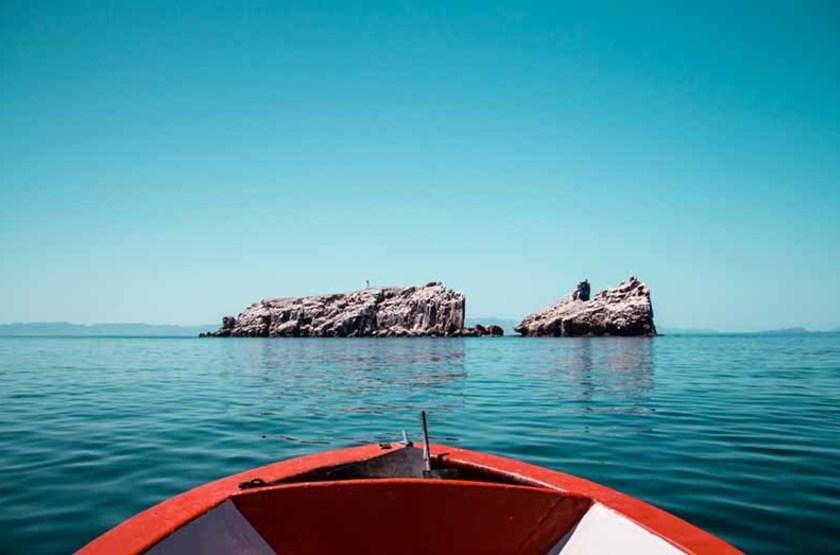 Île Espíritu Santo, Mexique