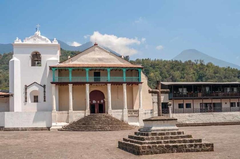 Eglise de Santiago de Atitlan, Guatemala