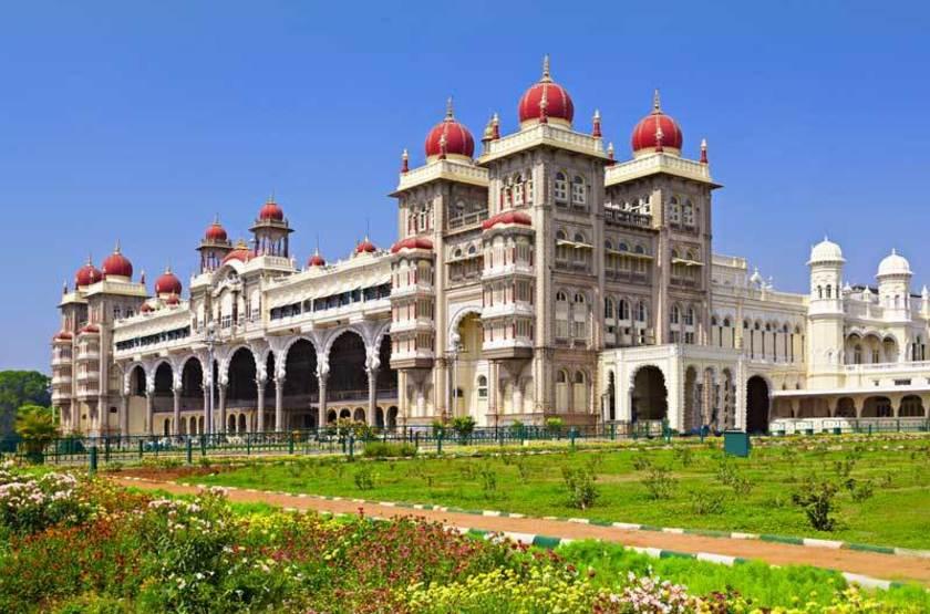 Palais de Mysore, Inde