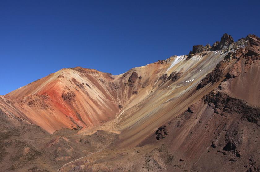 Volcande Tunupa, Bolivie