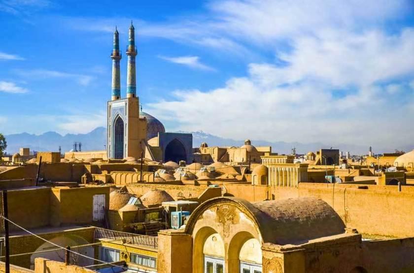 Centre historique de Yazd, Iran