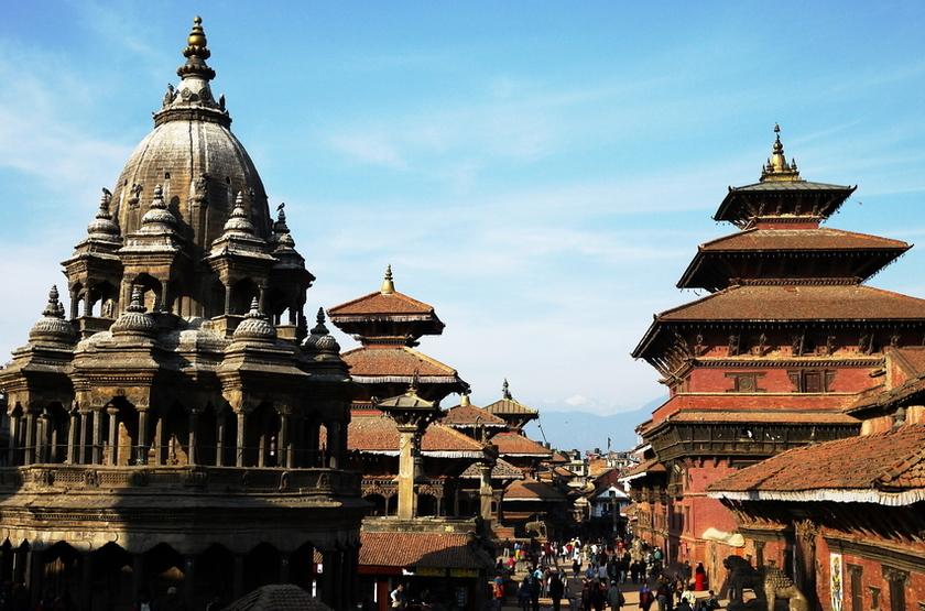 Patan, Katmandou, Nepal