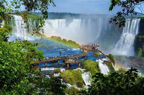 """Invitation """"Nature"""" : Iguazu et Valdés en famille, voyage Amériques"""
