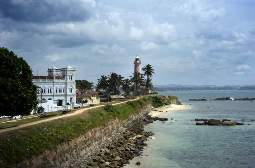 Fort de Galle, Sri Lanka