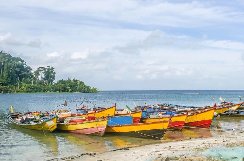 Nicobar, Iles Andaman, Inde
