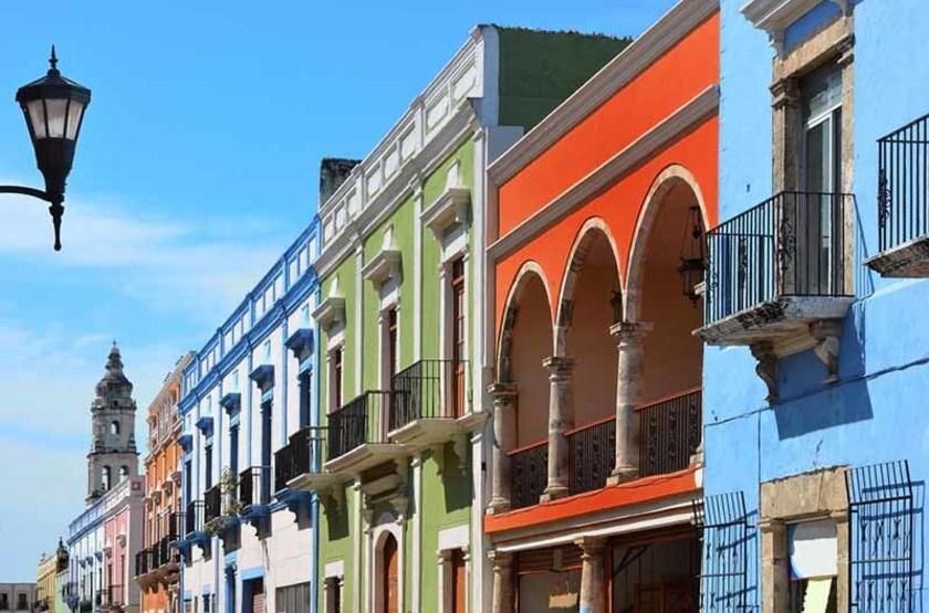 Cité historique de Camphéche, Mexique