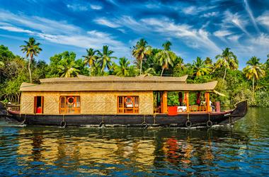 Voyage au Kerala, l'Inde paisible, voyage Asie