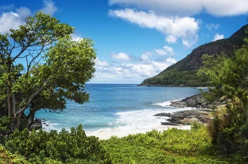 Anse cimetière, Île Silhouette, Seychelles
