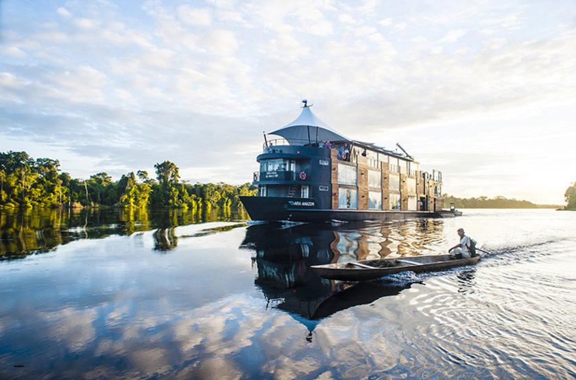 Croisière à bord du Aria Amazon, Perou