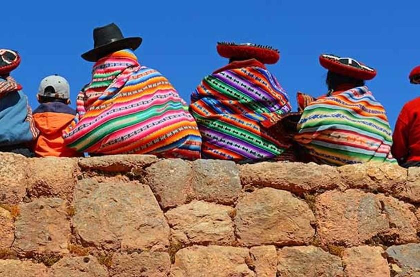 Femmes Quechua, Pérou