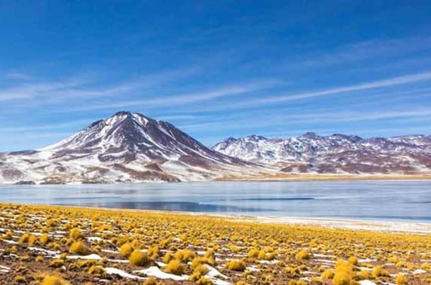 Laguna Miscanti, Sna Pedro de Atacama, Chili