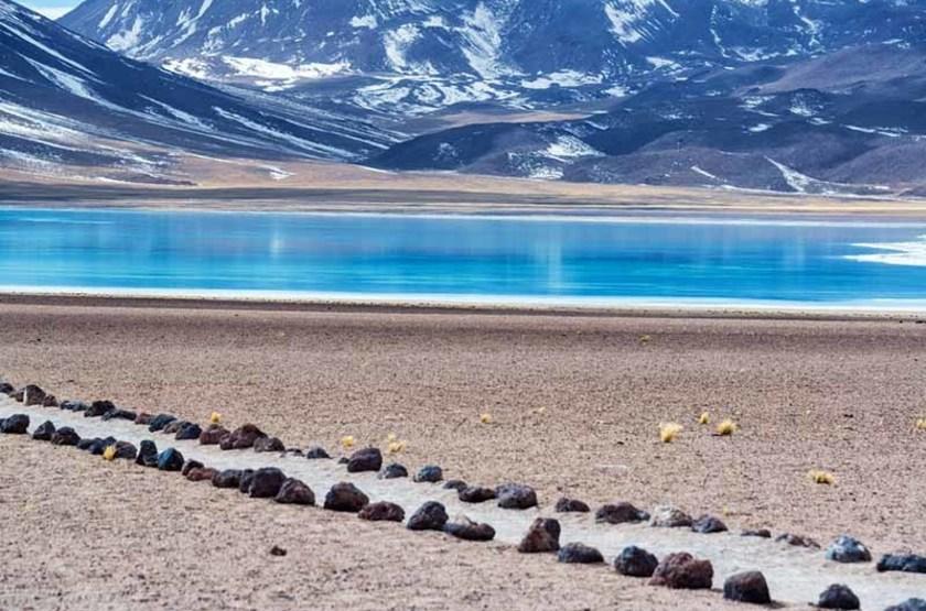 Lac Miscanti, San Pedro de Atacama, Chili