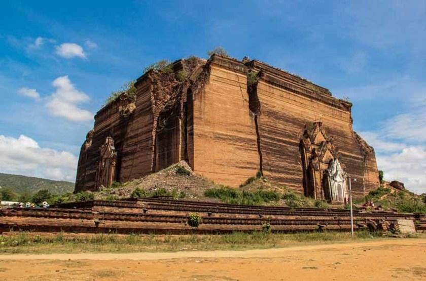 Pagode Migun, Birmanie