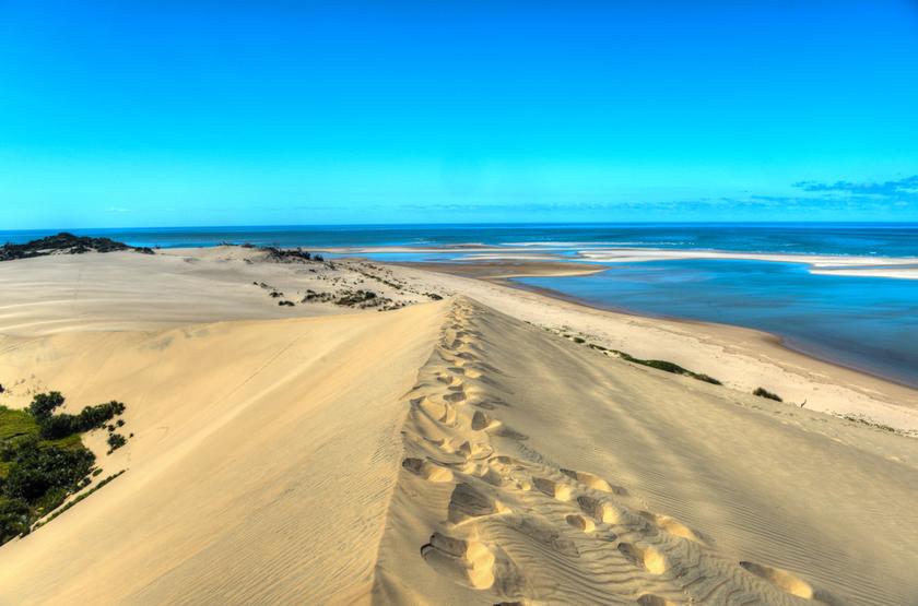 Dunes de Bazaruto, Mozambique