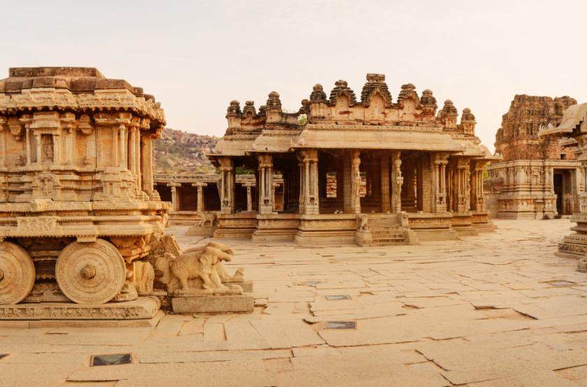 Temple Vittala, Karnataka, Inde