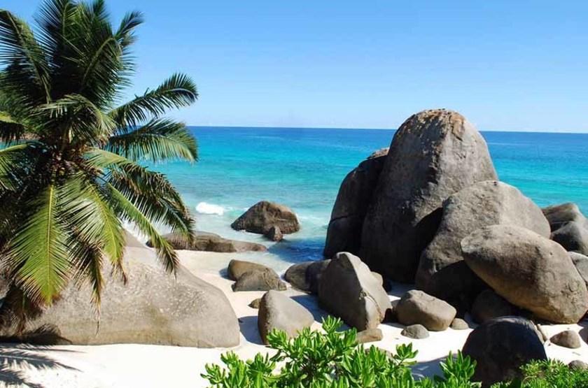 Île Mahe, Seychelles