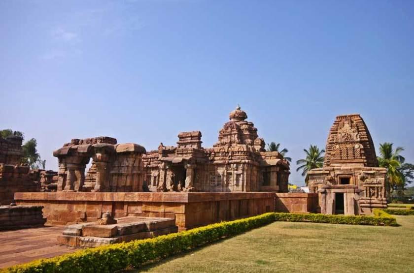 Temples Hindous de Pattadakal, Inde