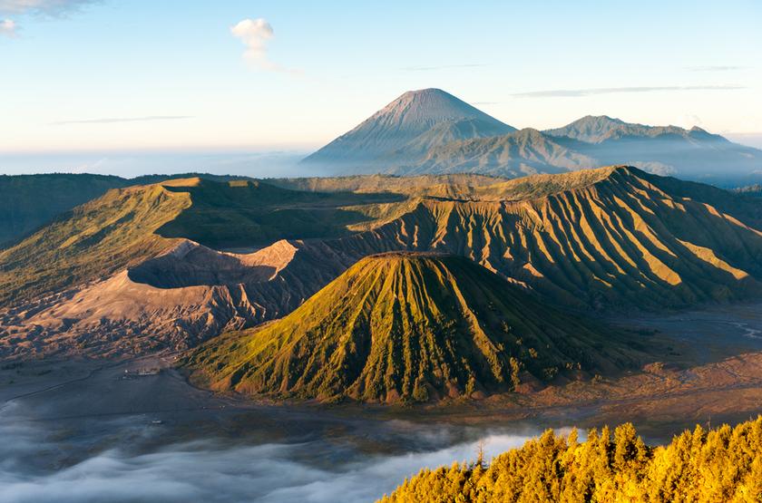 Mont Bromo, Java, Bali