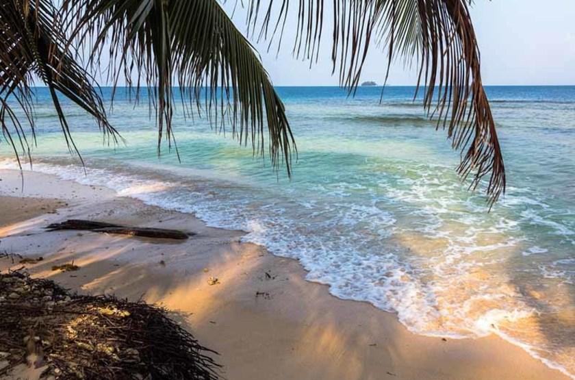 île Aroma, Panama