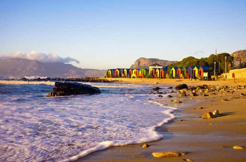 Plage Saint-James, Cape Town