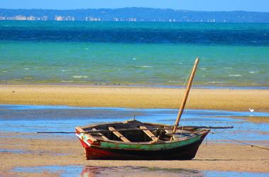 Le Mozambique en hotel de luxe au Bahia Mar, voyage Afrique