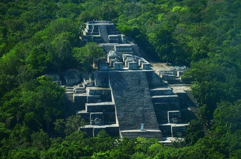 Cité Maya Calakmul, Mexique