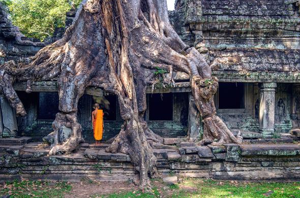 Du Laos aux temples d'Angkor, voyage Asie