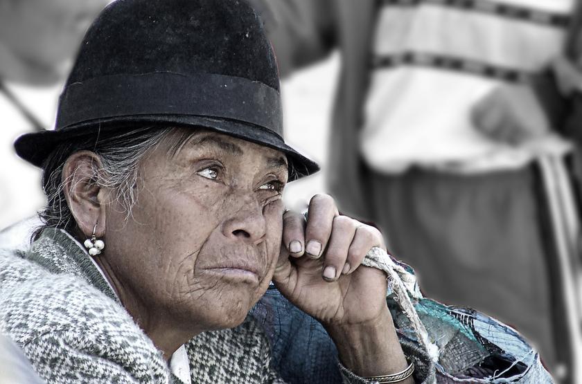 Otavalo, Equateur