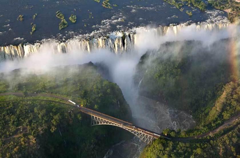 Chutes Victoria, Zimbabwe, Zambie