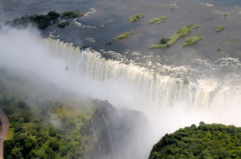 Chutes Victoria, Victoria Falls, Zimbabwe