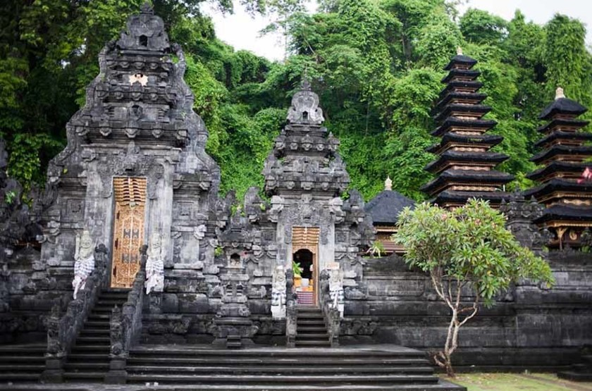 Goa Lawah, Bali, Indonésie