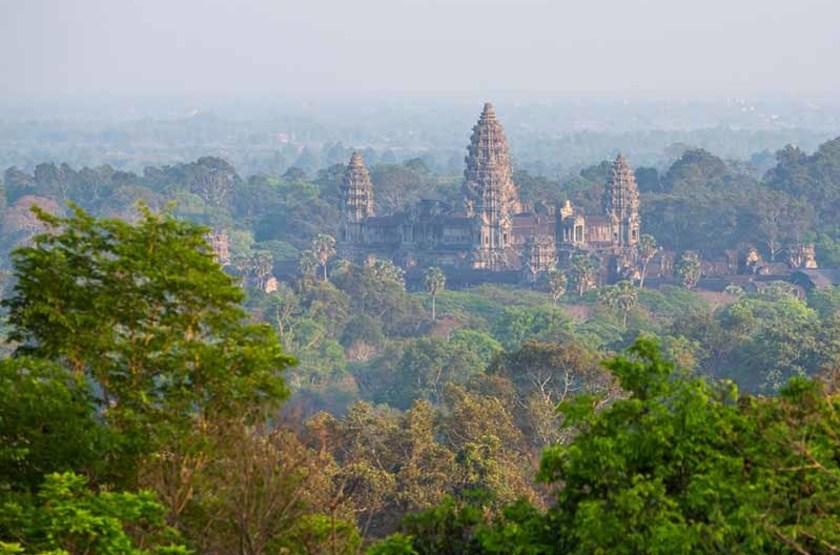 Temple d'Angkor Wat, Cambodge