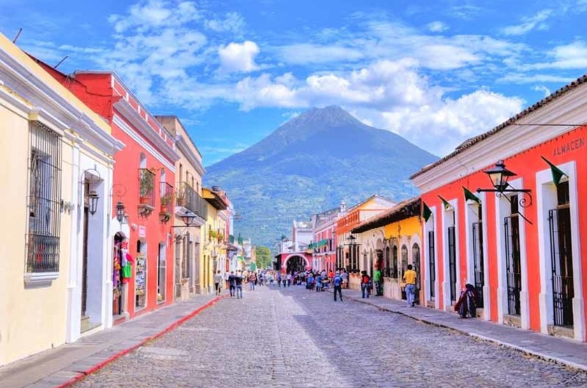 Guatemala antigua cit%c3%a9 historique slideshow
