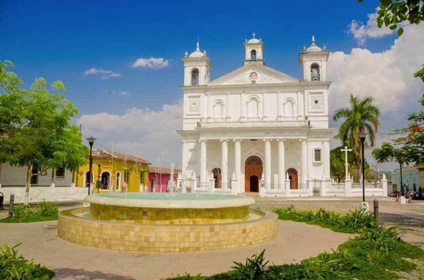 Suchitoto, Salvador