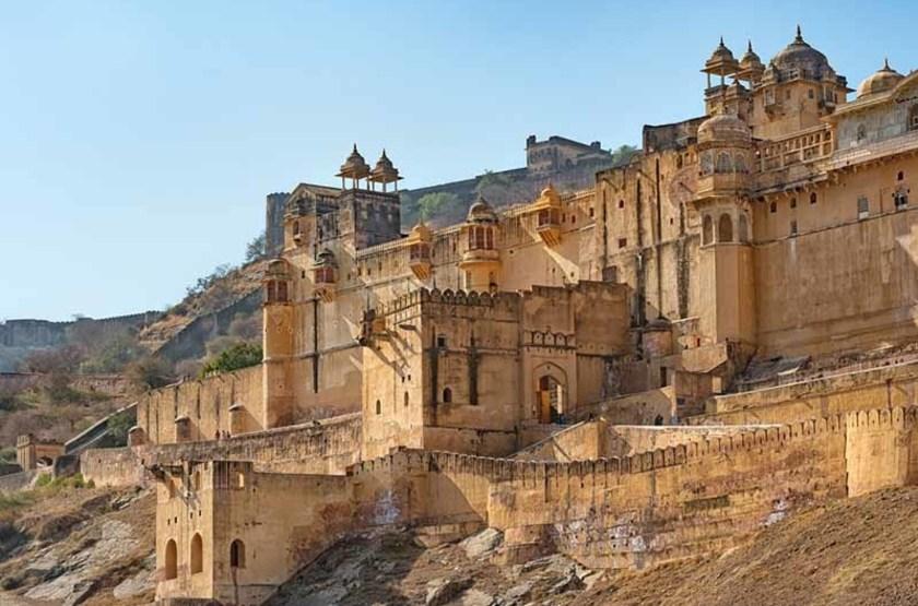 Fort d'Amber, Inde