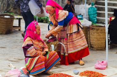 Le Vietnam du Nord : des minorités à la baie d'Halong, voyage Asie