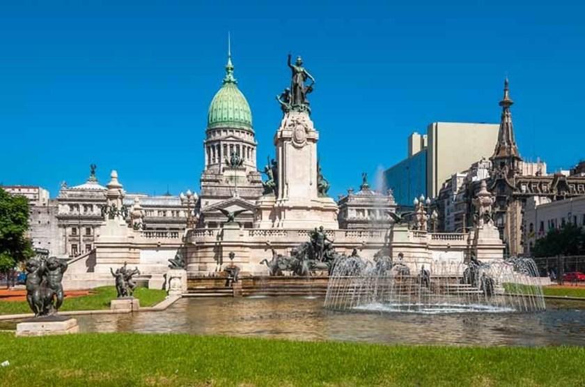 Palais des congrès de Buenos Aires, Argentine