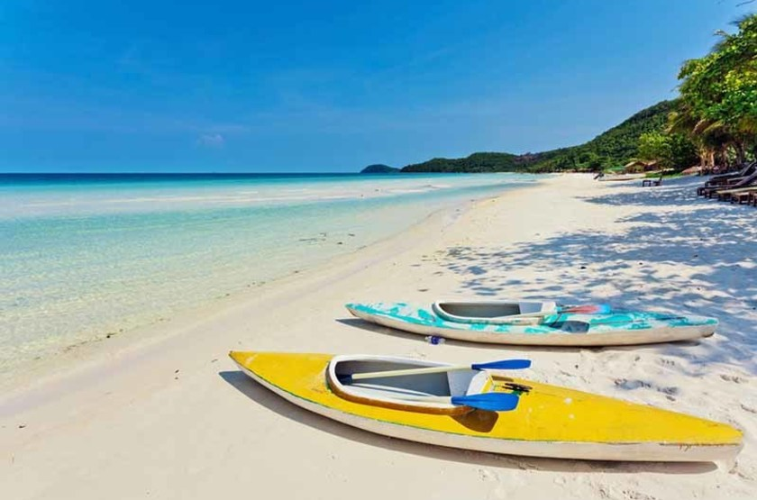 Île Phu Quoc, Vietnam