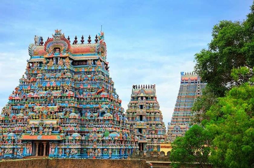 Jambukeswarar, Tamil Nadu, Inde