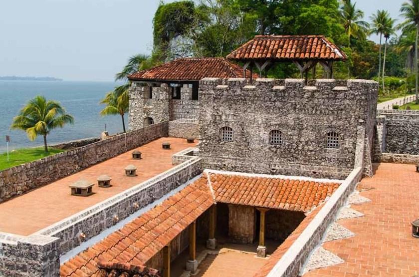 Castillo de San Felipe de Lara, Livingston, Guatemala