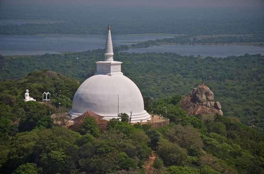 Temple d'Anuradhapura