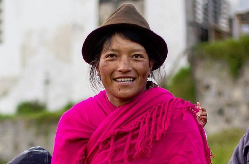 Sourire équatorien
