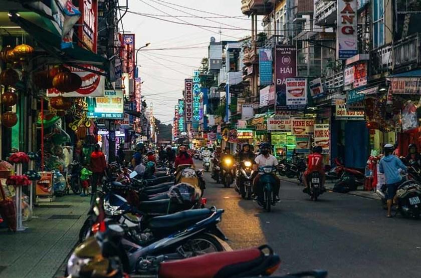 Rue de Hue, Vietnam