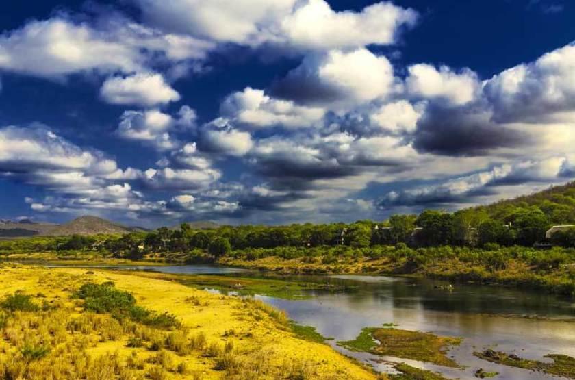 Crocodile River, Afrique du Sud